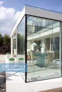 GAP Interiors - Modern conservatory - Image No: 0090962 ...