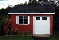 Garage doors | Barn or garden shed | Garaga