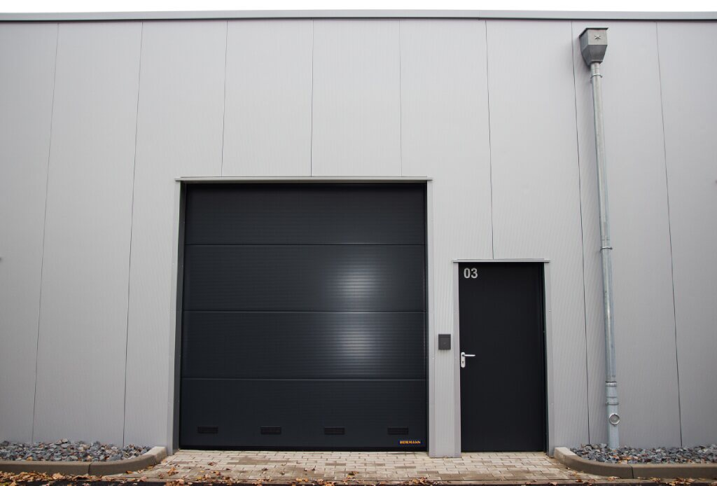 Die Idee: Garage