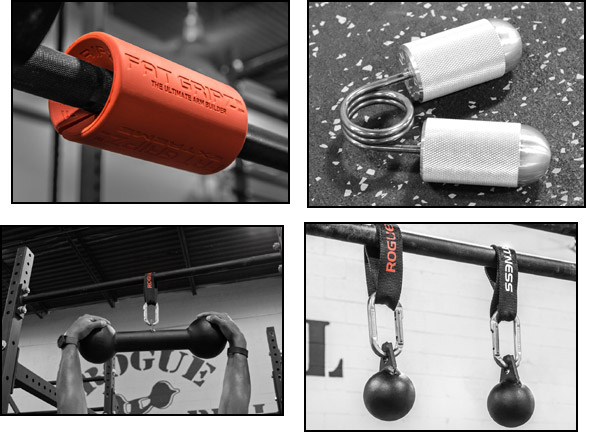 Rogue Grip Strength Gear