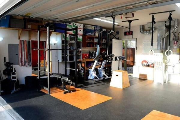 Inspirational Garage Gyms Ideas Gallery Pg 7 Garage Gyms