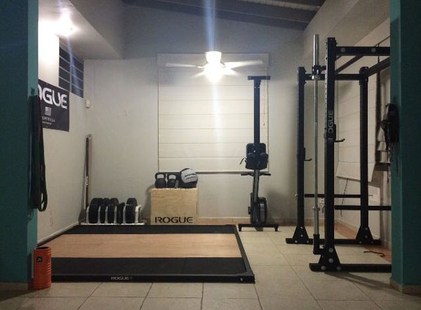 Inspirational Garage Gyms Ideas Gallery Pg 9 Garage Gyms