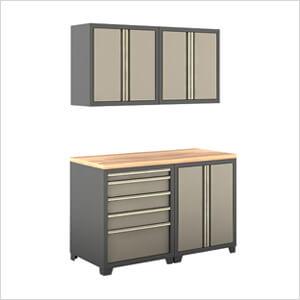 Newage 33451 New Age Storage System Garage Cabinets