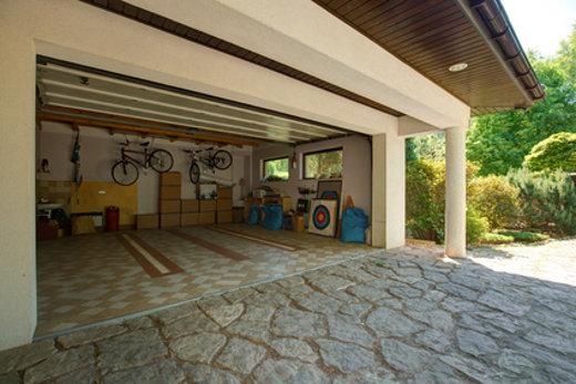 Garage: Baugenehmigung in Bremen