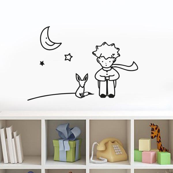 Le Petit Prince Quote Wallpaper Piccolo Principe 75x50 Cm