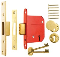 ERA Fortress 5 Lever Insurance Approved Mortice Dead Lock