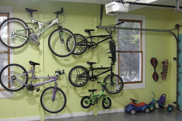 Bicycle Storage Ideas For Your Garage Precision Garage