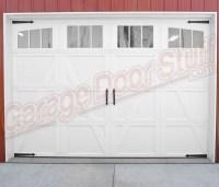 Magnetic Decorative Hardware - Garage Door Stuff