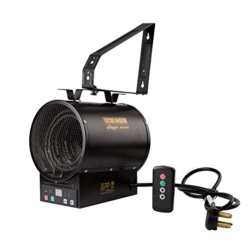 PROWARM Electrical Forced Air Industrial Fan Heater Shop Garage