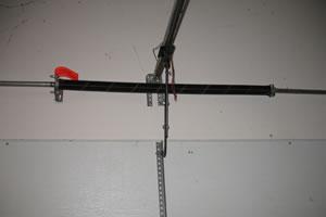 Garage door repair and maintenance rollers springs