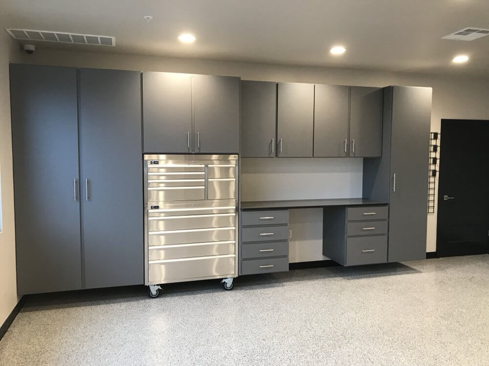 Custom Garage Cabinets Garage Innovations Inc