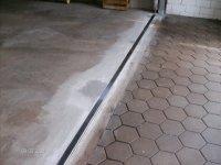 Bodenschiene garage erneuern  Kleinster mobiler Gasgrill.