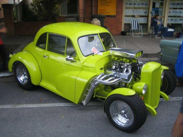 tanunda-pre-1970s-show-32-morris-minor-1932-ford-mashup