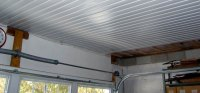 8 Garage Ceiling Ideas for that Finished Look | Garage ...
