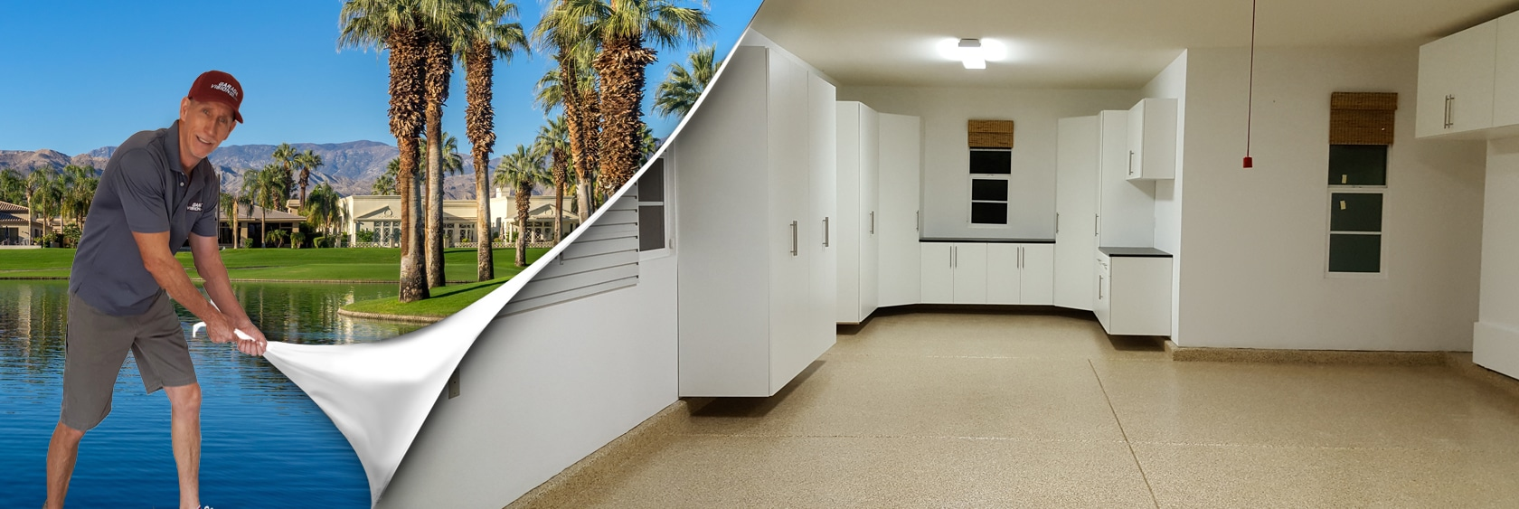 Garage Flooring Garage Cabinets Palm Desert California