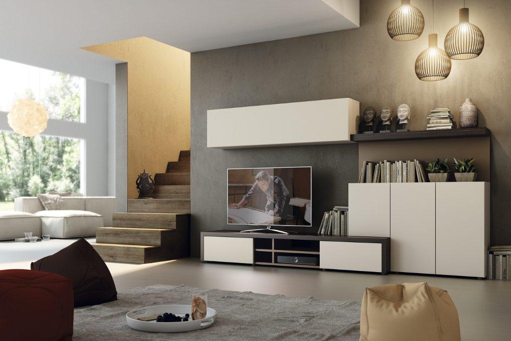 Salones modernos Muebles Lara Muebles de salón y aparadores