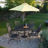 Wrought Iron Patio Furniture   The Garden and Patio Home Guide