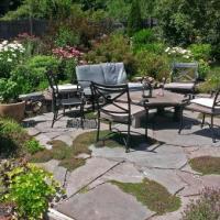 Natural Stone Patio & Walkway_Lehigh Valley Landscape Company
