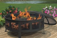 CobraCo Garden Fire Pits  Perfect for any Garden