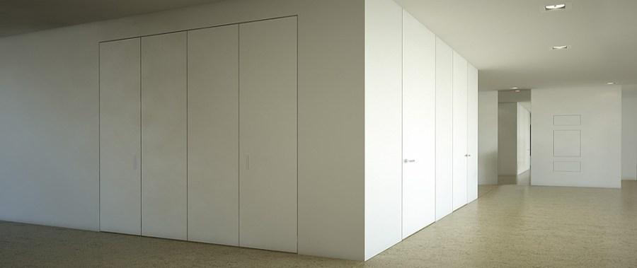 Sistemi raso parete come posso utilizzarli per abbellire i miei spazi garden house - Armadi a parete ...