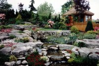 Rock Garden Ideas - Planning and Building a Rockery Garden