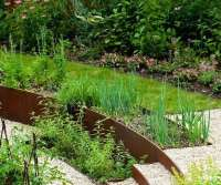 Landscaping Ideas: 8 Surprising Ways to Use Cor-ten Steel ...