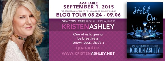 HOLD ON BlogTour Graphic