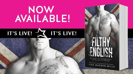 filthy english now avaiable.