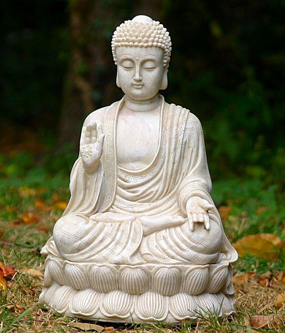 Lord Buddha Animated Wallpapers Sitting Medium Thai Buddha Garden Statue Ornament