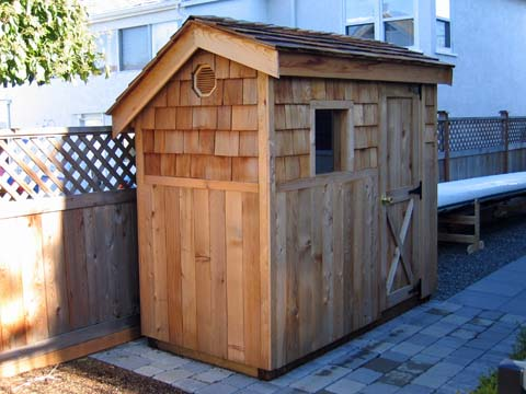 Clever garden shed designs take all the guesswork out of planning - garden shed design