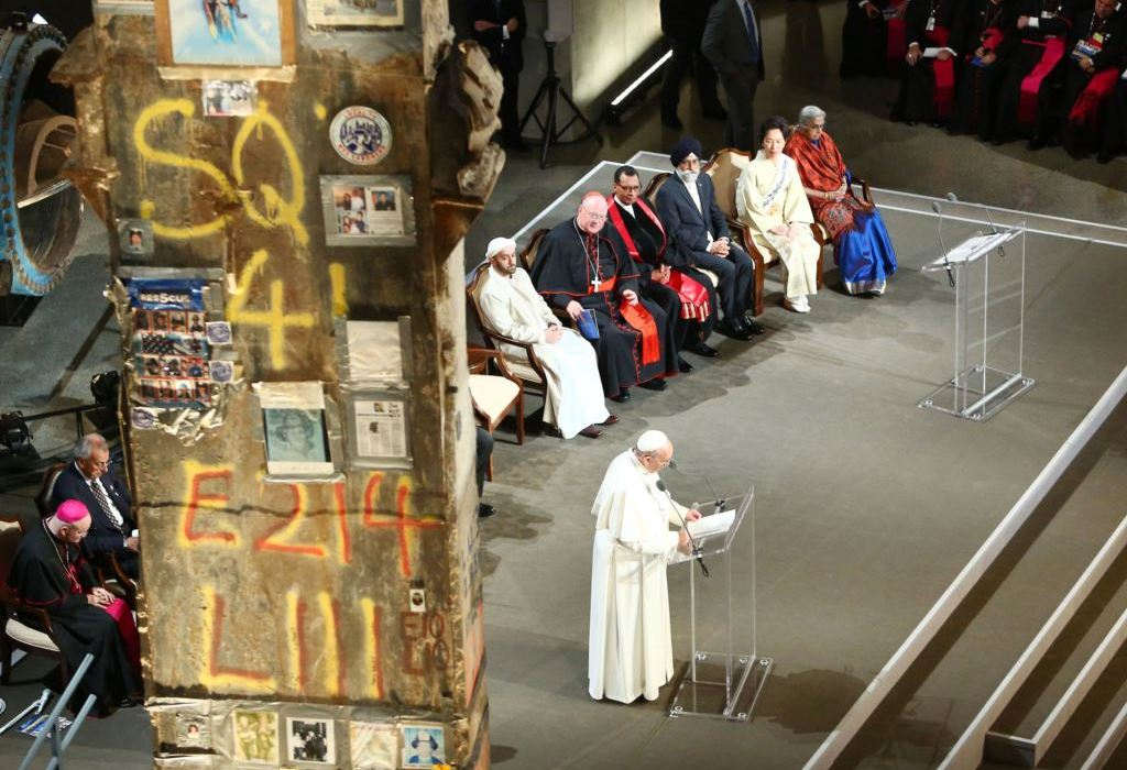 Pope Francis and all faiths honoring 9/11 site www.voanews.com