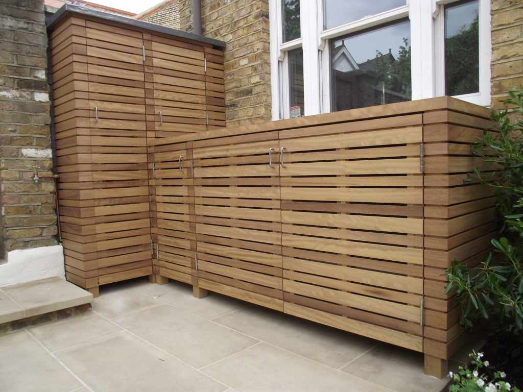 Contemporary Garden Stores Covers Essex Uk The