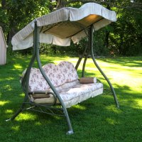 Home Trends Swing Walmart Replacement Canopy Garden Winds