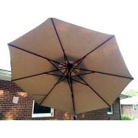 11 Foot Cantilever Umbrella  kcbins