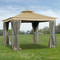 Rona Gazebo Canopy Replacement - Garden Winds CANADA