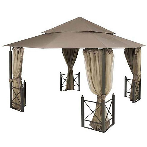 Harbor Gazebo ULTRA GRADE 12 x 12 Replacement Canopy