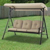 Replacement Canopy For Outdoor Swing Canada - Outdoor Designs