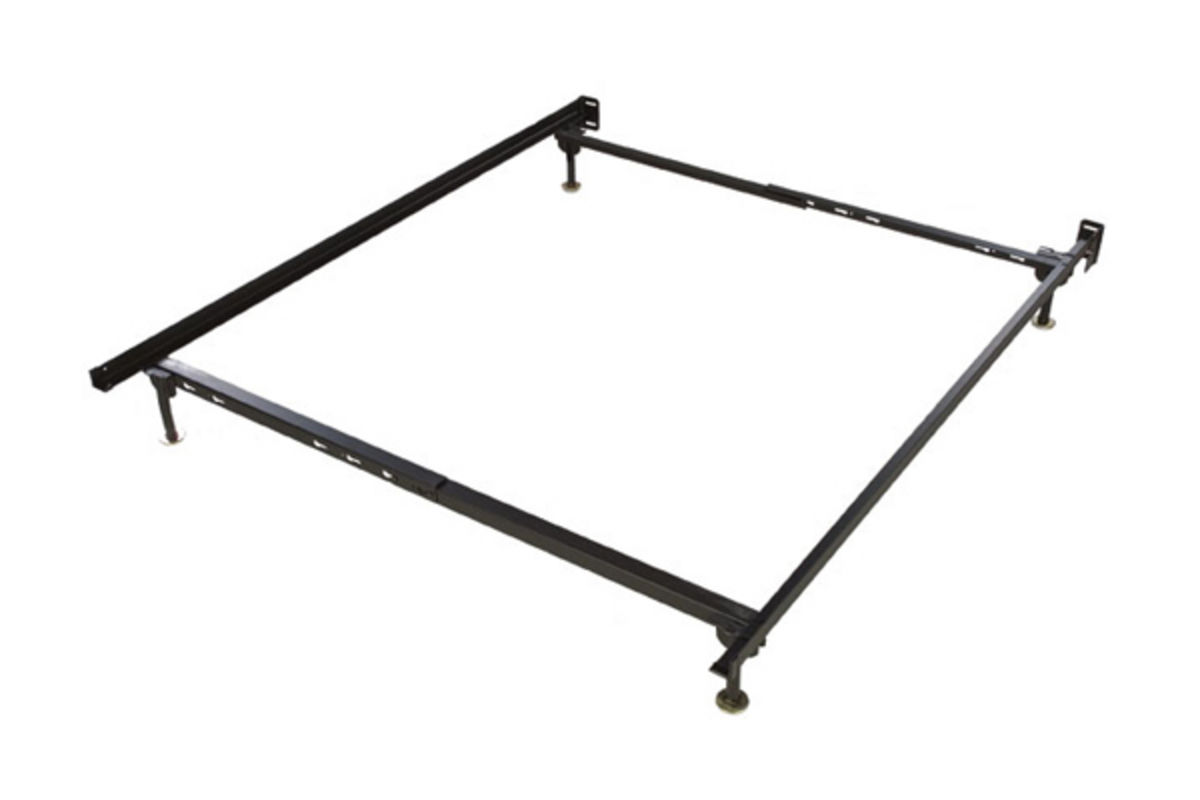 Twin full metal bed frame from gardner white furniture