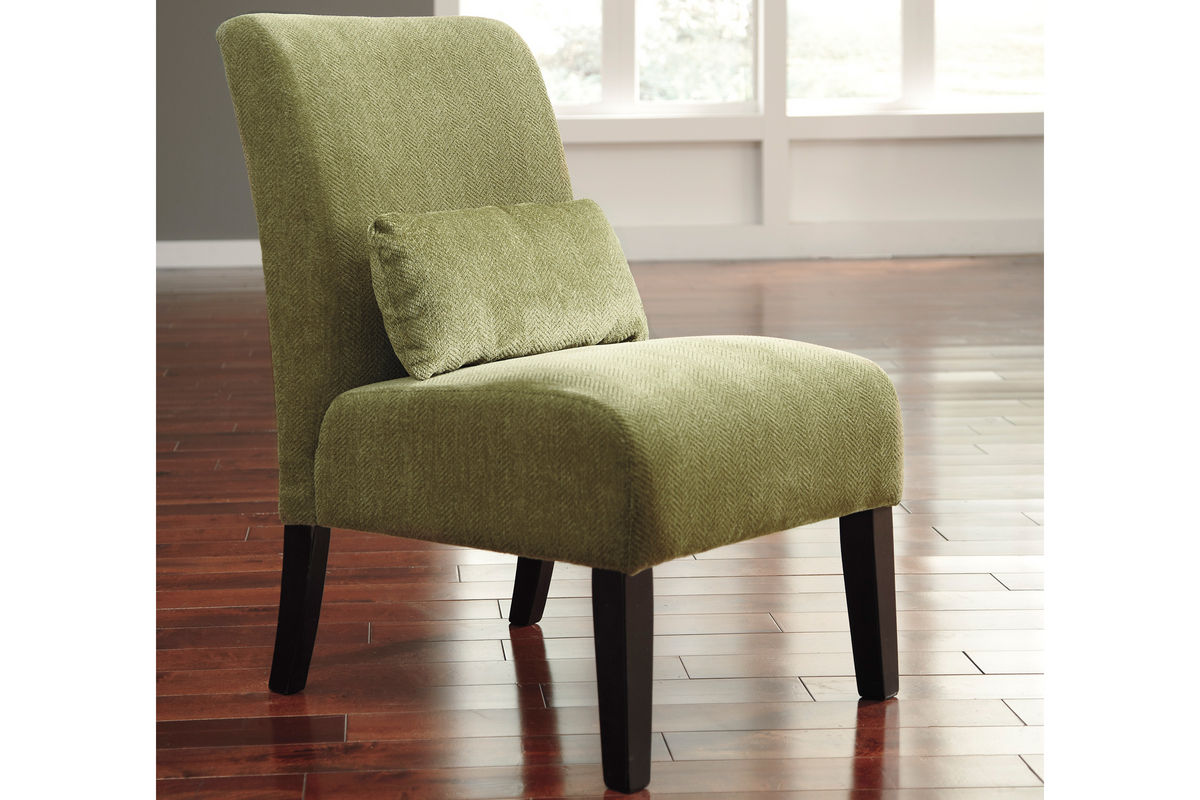 Annora Green Accent Chair By Ashley At Gardner White