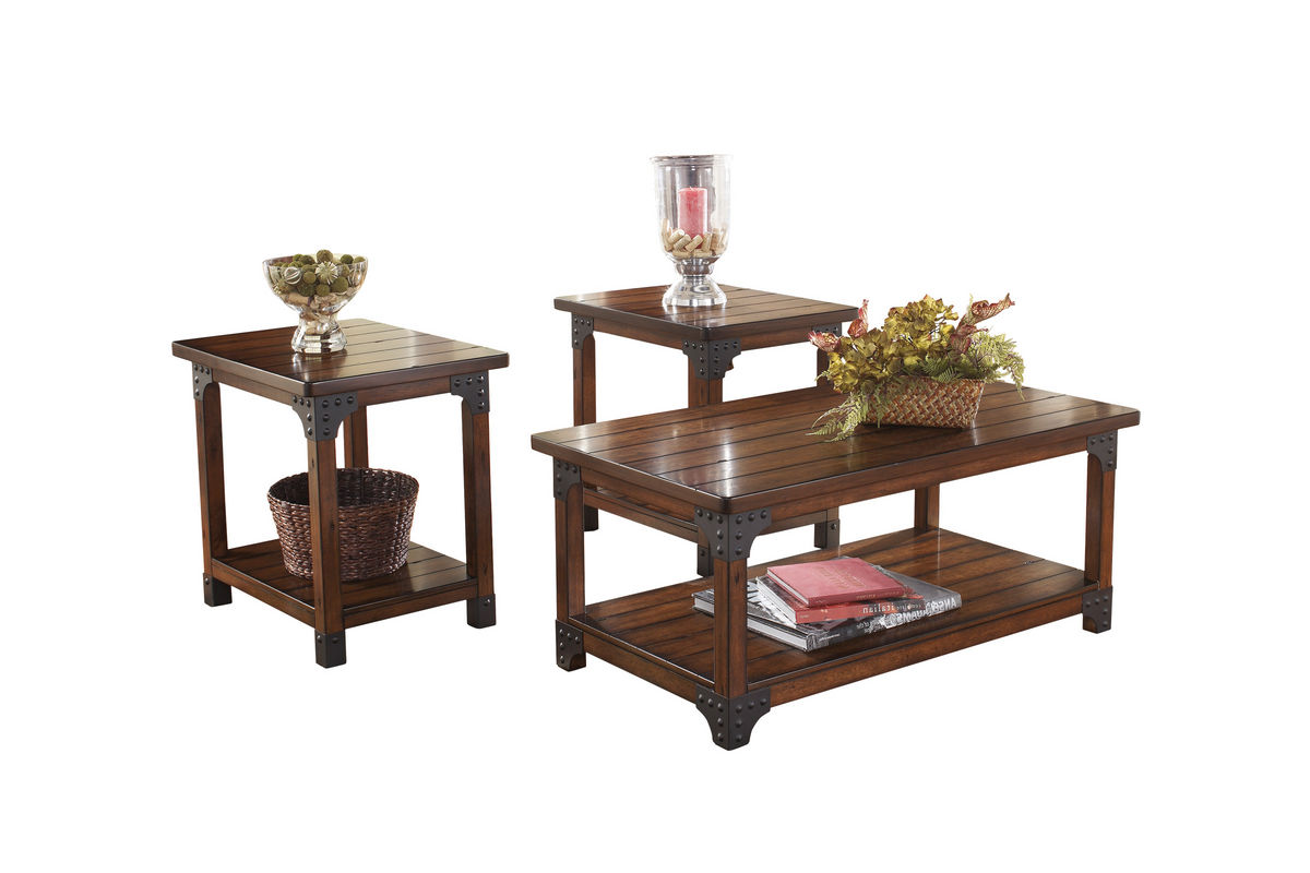murphy occasional table set by ashley murphy kitchen table Murphy Occasional Table Set by Ashley from Gardner White Furniture