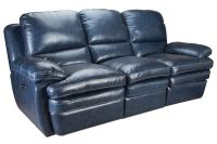 Mazarine Power Reclining Leather Sofa + Loveseat at ...