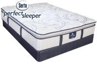 Serta Perfect Sleeper Brantfield Super Pillow Top Queen ...