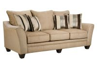 Suede Chenille Sofa, Loveseat Chair & Ottoman at Gardner-White