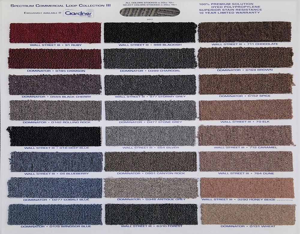 Spectrum Carpet Collection Dominator Spectrum