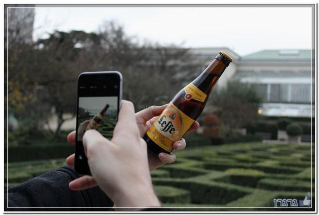 בירה בלגית, בריסל, לף נקטר, Leffe Nectar