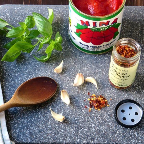 20-minute pomodoro sauce  Garlic + Zest