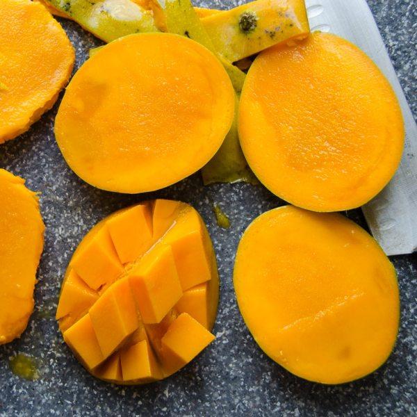 Mango Chillers | Garlic + Zest
