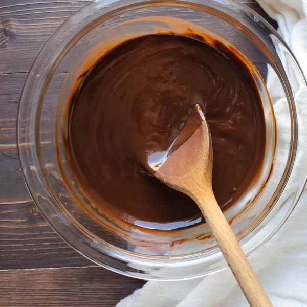 Chocolate Mocha Pecan Chunk Cookies | Garlic + Zest