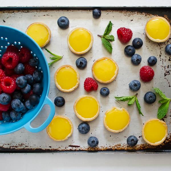 lemon tarts-15