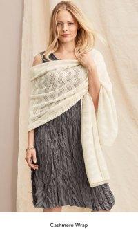 Women's Scarves, Cashmere Wraps | Garnet Hill